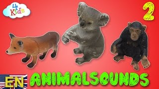 getlinkyoutube.com-Schleichtiere, wildlife and farm animals, pets, animal names and sounds auditioned (english) 2