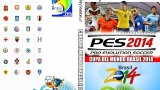 getlinkyoutube.com-Pes mundial 2014 playstation 2