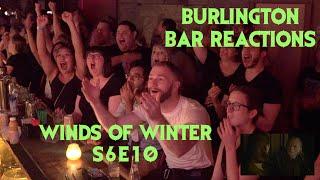 getlinkyoutube.com-GAME OF THRONES Reactions at Burlington Bar S6E10 /// WINDS OF WINTER Pt 1 \\\