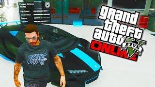 getlinkyoutube.com-GTA 5 Online - $10,000,000 Best Cars Garage Tour! (GTA V)