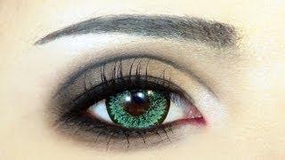 getlinkyoutube.com-Tutorial : Anime Eye Makeup 41