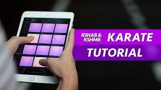 getlinkyoutube.com-How To Play Karate - Electro Drum Pads 24 Tutorial (R3HAB & KSHMR - Karate)