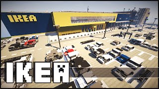 getlinkyoutube.com-Minecraft - IKEA (Interior Inspiration & Designs)