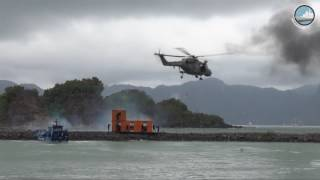 LIMA 2017 Special Forces Maritime Demonstration PASKAL Royal Malaysian Navy Langkawi