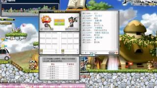 getlinkyoutube.com-新楓之谷  外掛:龍之焰影
