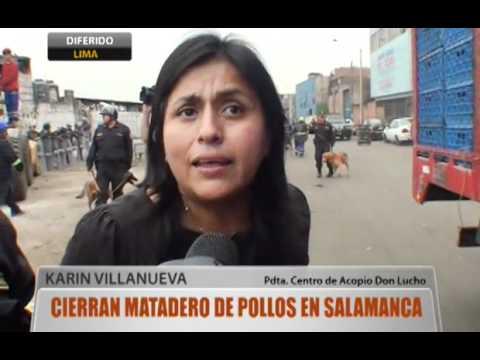 Cierran matadero de pollos en Salamanca