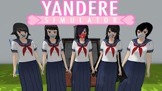 THE GIRLS WITH MASKS! | Yandere Simulator Myths
