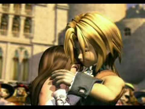 Final Fantasy IX Ending Movie FMV Squaresoft