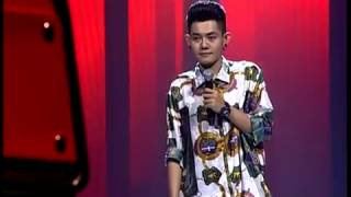 getlinkyoutube.com-The Voice Thailand - เก่ง ธชย - What's My Name?3D