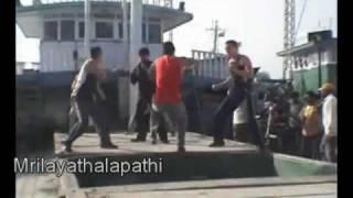 Sura Fight Scene Shooting Spot Video