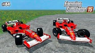 getlinkyoutube.com-Farming Simulator 15 моды: Ferrari F248 Race Car (84 серия) (1080р)