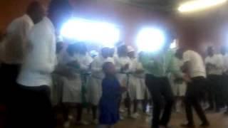 Sediba sa matshidiso gospel choir- bonang mokgethwa .sasolburg