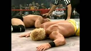 Jeff Jarrett vs Kip James (Jackie Gayda Debut)