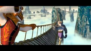 getlinkyoutube.com-Kung Fu Panda Tigress bridge fight scene