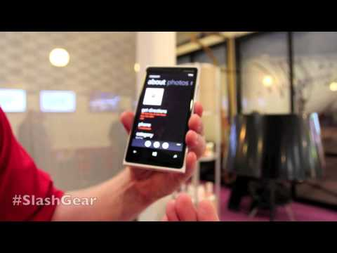 Nokia Lumia 920 hands-on extended cut