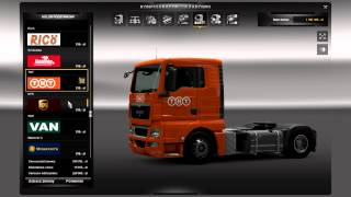 getlinkyoutube.com-[Euro Truck Simulator 2] Kupujemy ciężarówkę i zatrudniamy pierwszego pracownika #9 [PL] [FULL HD]