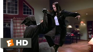getlinkyoutube.com-Scary Movie (11/12) Movie CLIP - Kicking the Killer's Ass (2000) HD