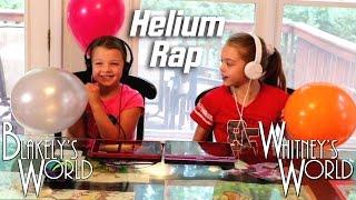 getlinkyoutube.com-Helium Rap Challenge | Katy Perry Dark Horse | Whitney & Blakely