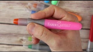 Faber-Castell Gel Crayons