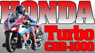 getlinkyoutube.com-6 second turbo CBR 1000rr Honda, Frankie Stotz racing 2014