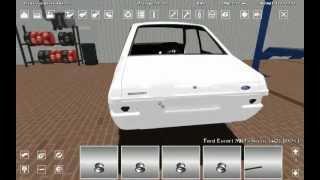 getlinkyoutube.com-Street Legal Racing Redline 2.3.0 - Ford Escort MK2 építés, és tesztelés