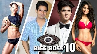 getlinkyoutube.com-Bigg Boss 10 Contestants Final List 2016 LEAKED