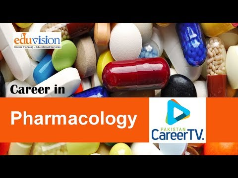 Career in Pharmacology