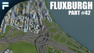 "getlinkyoutube.com-Cities Skylines - Fluxburgh [PART 42] ""Cargo Train Terminal"""