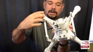 getlinkyoutube.com-PHANTOM 3 ARM SUPPORTS, STRESS CRACKS!!!