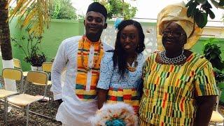 getlinkyoutube.com-GHANA TRADITIONAL ENGAGEMENT MARRIAGE.