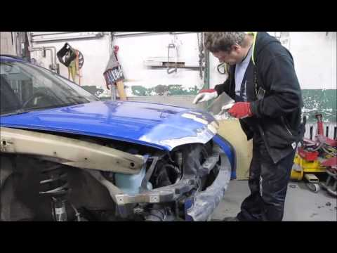 VW Golf. Body repair. Ремонт кузова.