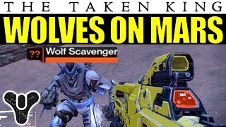 getlinkyoutube.com-Destiny: Fallen Wolves ON MARS! | The Taken King Patch 2.0 Hidden Addition!