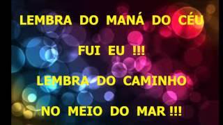 getlinkyoutube.com-Quem Me Vê Cantando  - Jéssica - Playback Legendado