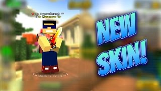getlinkyoutube.com-Pixel Gun 3D - New Skin!