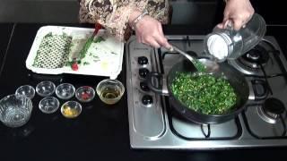 getlinkyoutube.com-Mooli aur moong dal ki sabzi - Moong Dal With Radish Greens Recipe  - Mulyachi Bhaji