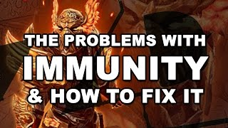 getlinkyoutube.com-Path of Exile: The Problems with Immunity & How to Fix It [Discussion]