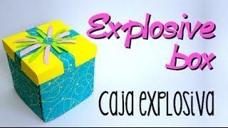 getlinkyoutube.com-PETICIÓN: CAJA EXPLOSIVA - EXPLOSION BOX