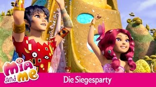 getlinkyoutube.com-Die Sieges-Party in Centopia - Mia and me