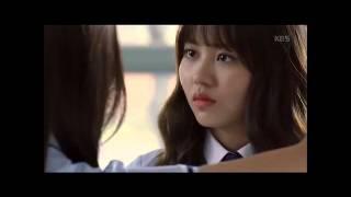 getlinkyoutube.com-Go Eun Byul hits Kang So Young - School 2015