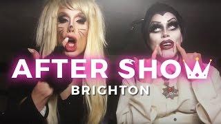 getlinkyoutube.com-After Show - Brighton - Sharon Needles