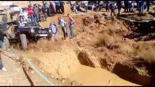 getlinkyoutube.com-Jeep Cherokee XJ Extreme & Rough Off Road Part 1