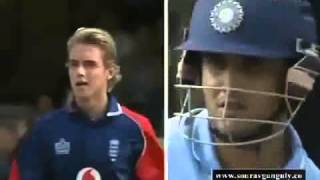 getlinkyoutube.com-Don't Ever Mess With Ganguly - Broad Learns a Lesson 2007