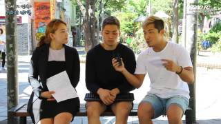 getlinkyoutube.com-360GAME ROAD FC 026 KIM SEUNG YEON INTERVIEW 1st
