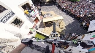 GoPro: Taxco Urban Downhill with Kelly McGarry