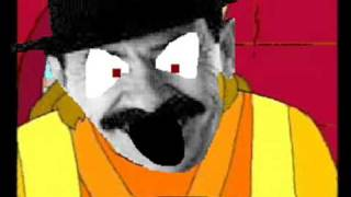 Youtube Poop: Mario and Luigi vs. Scatman D8