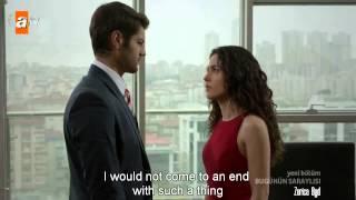 getlinkyoutube.com-Savaş & Ayşen  ♥ Dön Desem ♥ Özcan Deniz (english lyrics)
