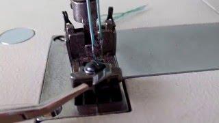 getlinkyoutube.com-Como costurar viés e fazer barra na máquina galoneira.  Aula 46.