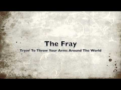 The Fray - Tryin' To Throw Your Arms Around The World (U2 Cover)