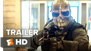 getlinkyoutube.com-Marauders Official Trailer #1 (2016) - Bruce Willis, Dave Bautista Movie HD