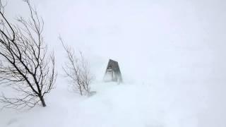 getlinkyoutube.com-8 horas de Sons da Natureza: Vento congelante do inverno